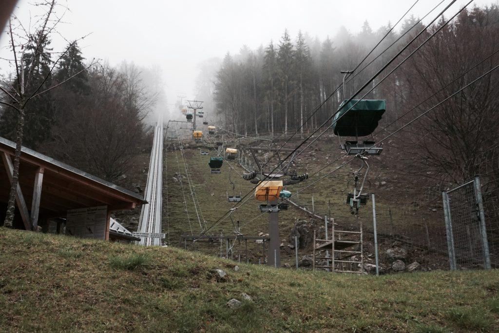 Steinwasen park, pretpark in het zwarte woud in Duitsland