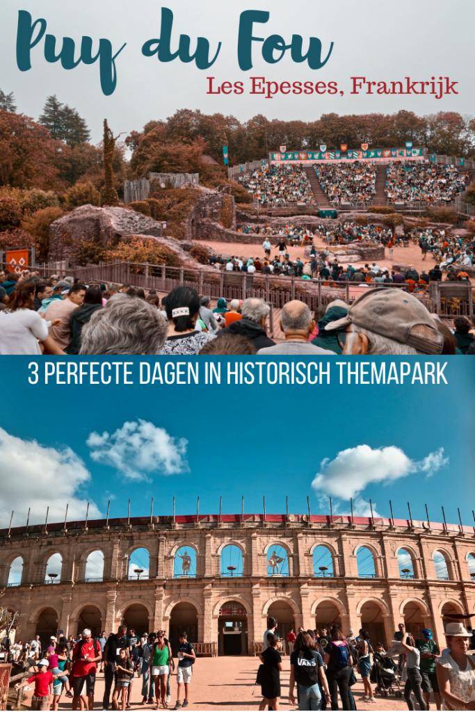 Puy du Fou: 3 perfecte dagen in historisch thema park in Frankrijk